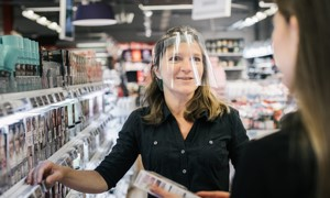 Retail Shopper's Behaviour